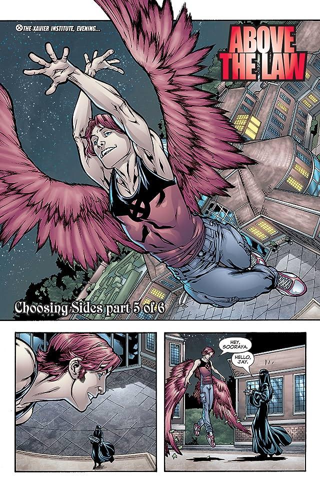 New X-Men (2004-2008) #5