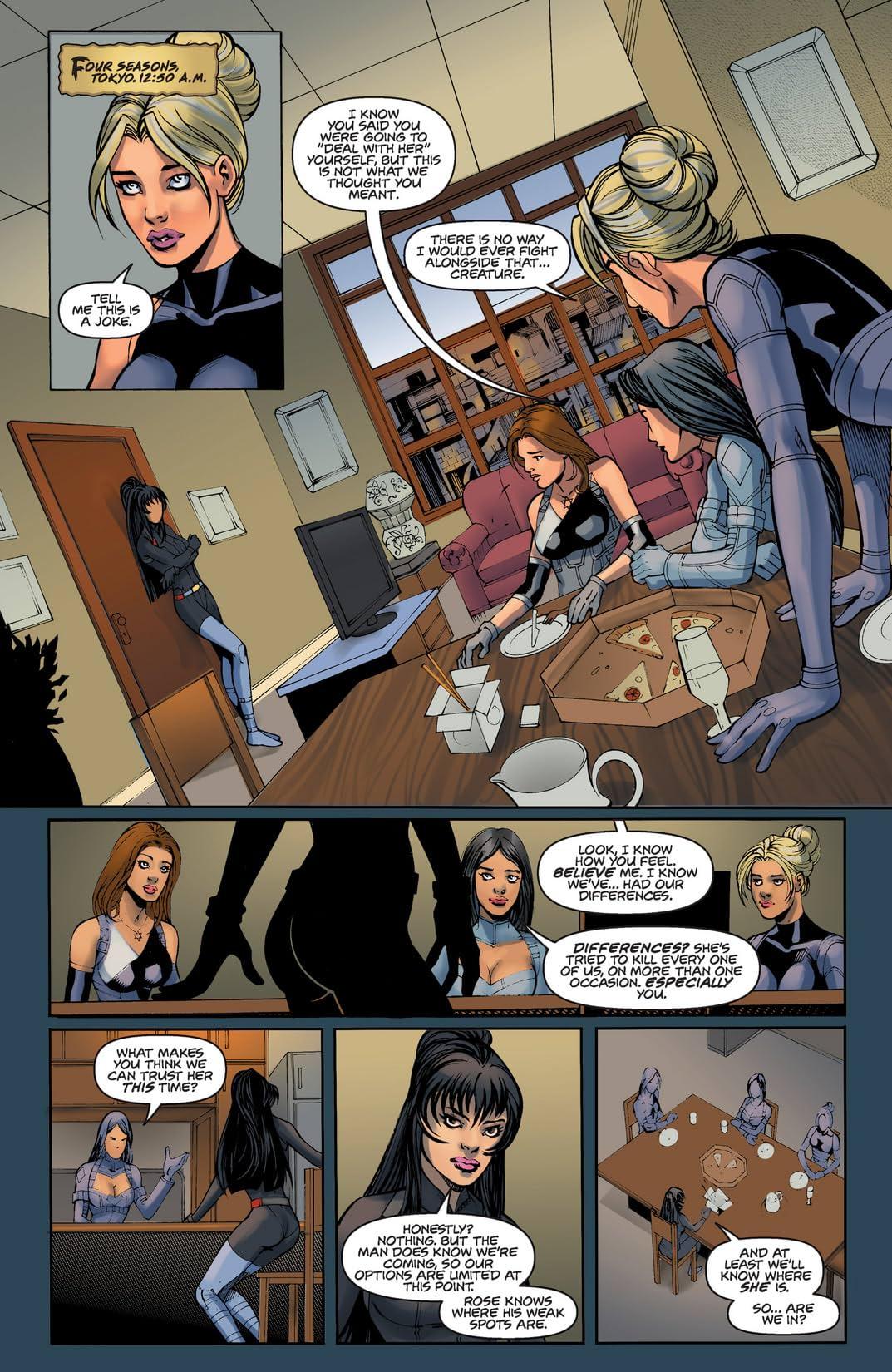 Executive Assistant Iris Vol. 3 #5