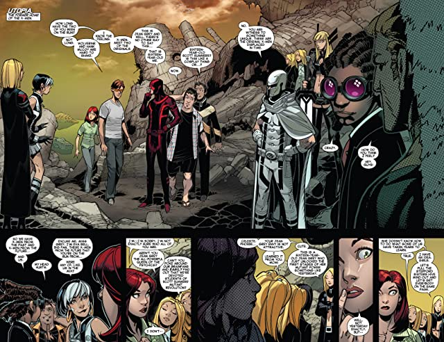 click for super-sized previews of Uncanny X-Men (2013-) #12