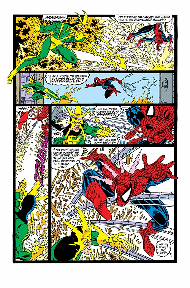 Amazing Spider-Man (1963-1998) #334
