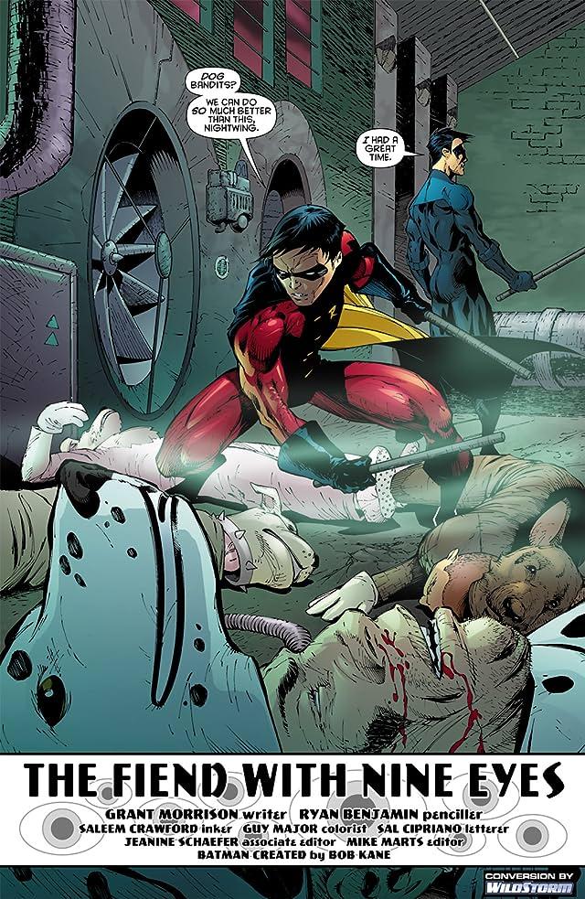 click for super-sized previews of Batman (1940-2011) #675