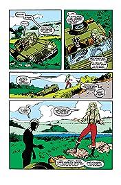 Classic X-Men (1986-1990) #33