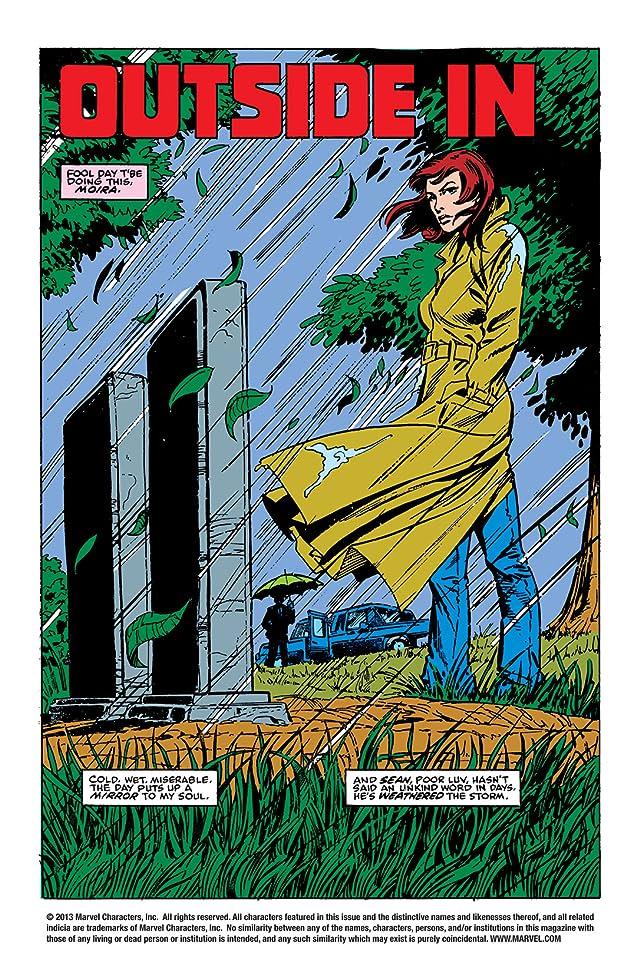 Classic X-Men (1986-1990) #36