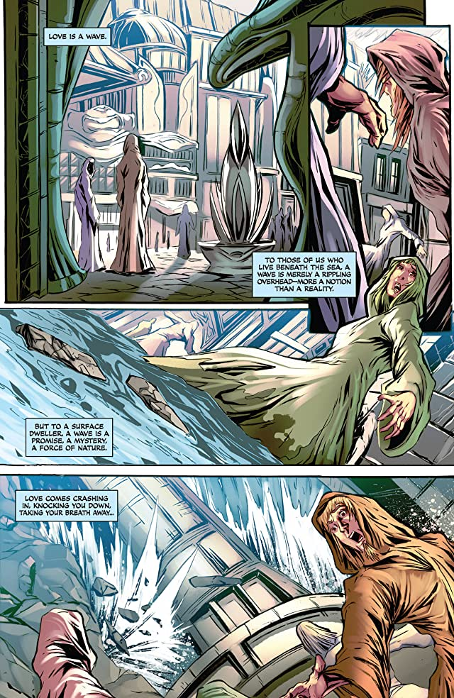 Damsels: Mermaids #5