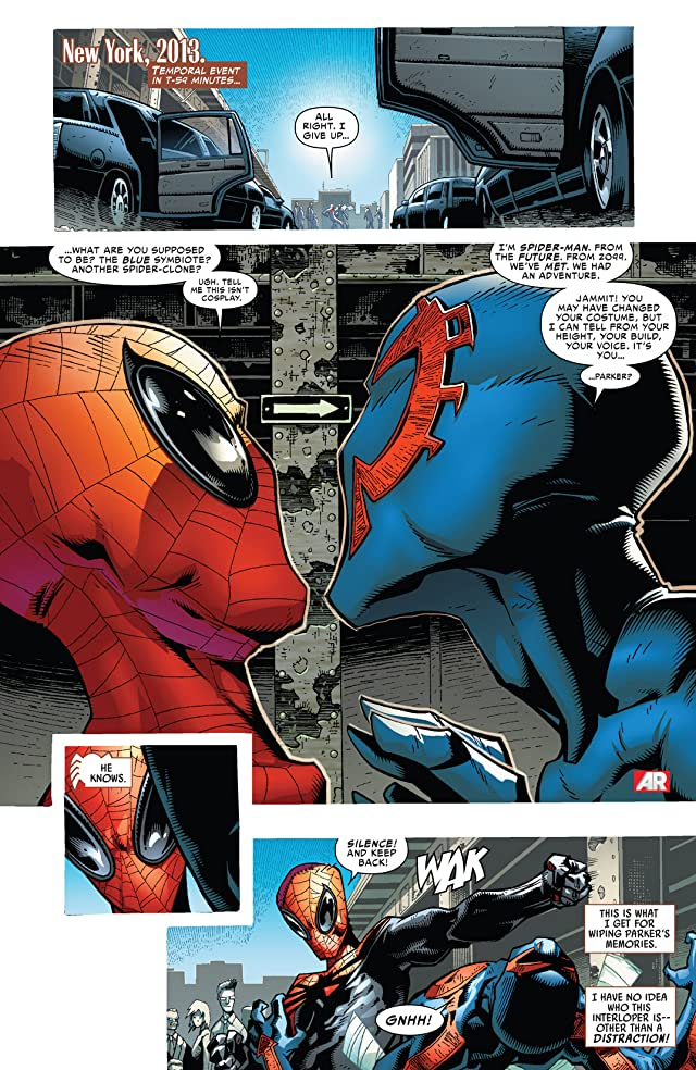 click for super-sized previews of Superior Spider-Man #18