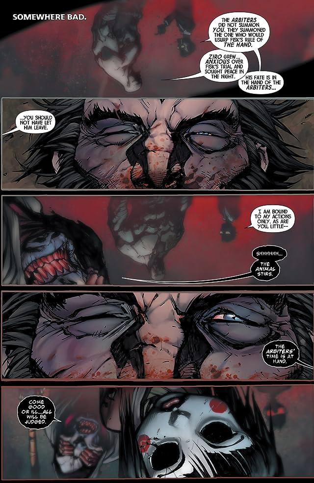 Savage Wolverine #8