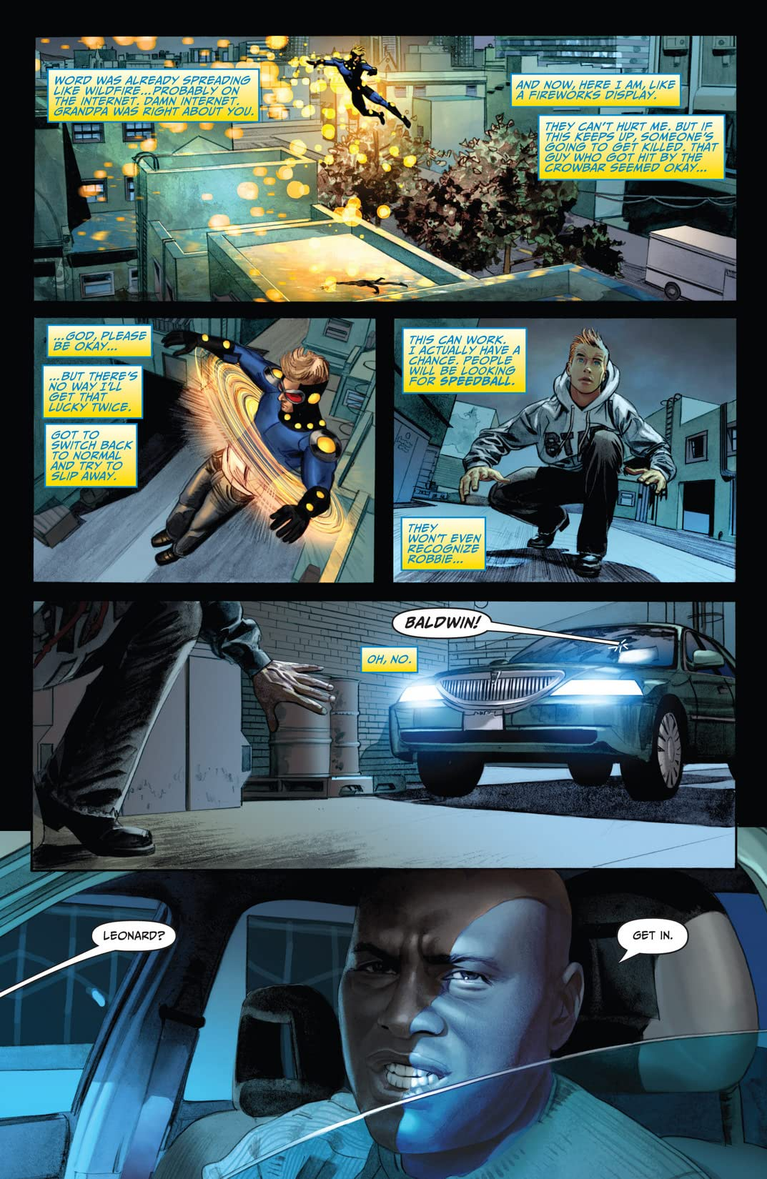 Fear Itself: The Home Front #2 (of 7)