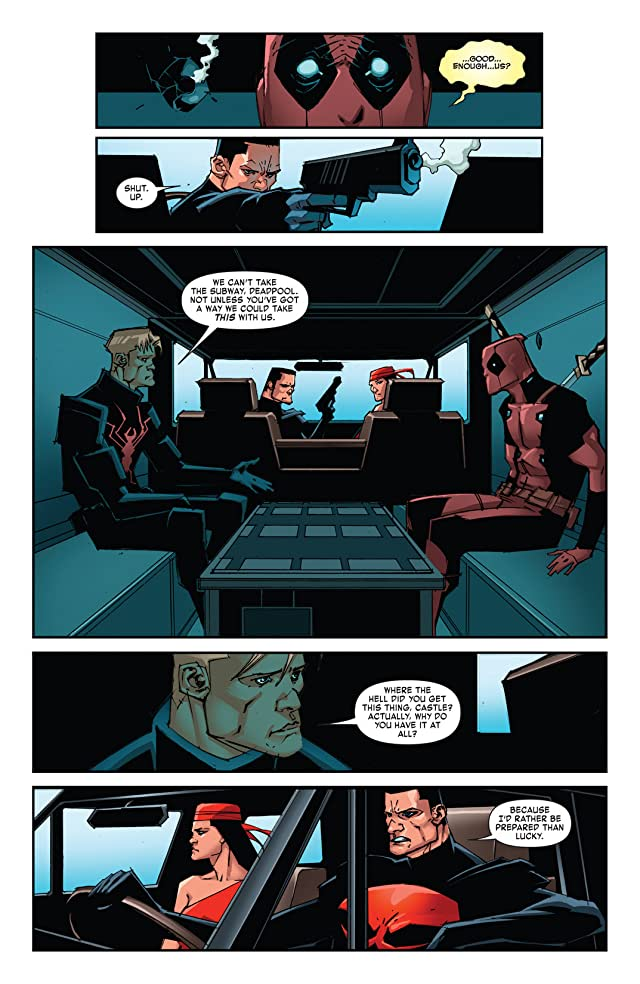 click for super-sized previews of Thunderbolts (2012-) #15