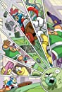 click for super-sized previews of Steve Harvey Presents: The Adventures of Roopster Roux #4