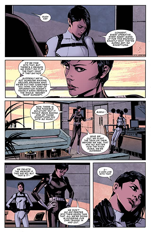 click for super-sized previews of Secret Avengers (2013-2014) #9