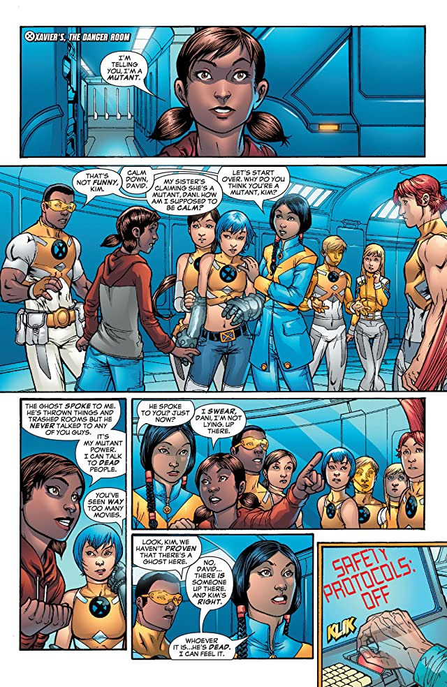 click for super-sized previews of New X-Men (2004-2008) #8