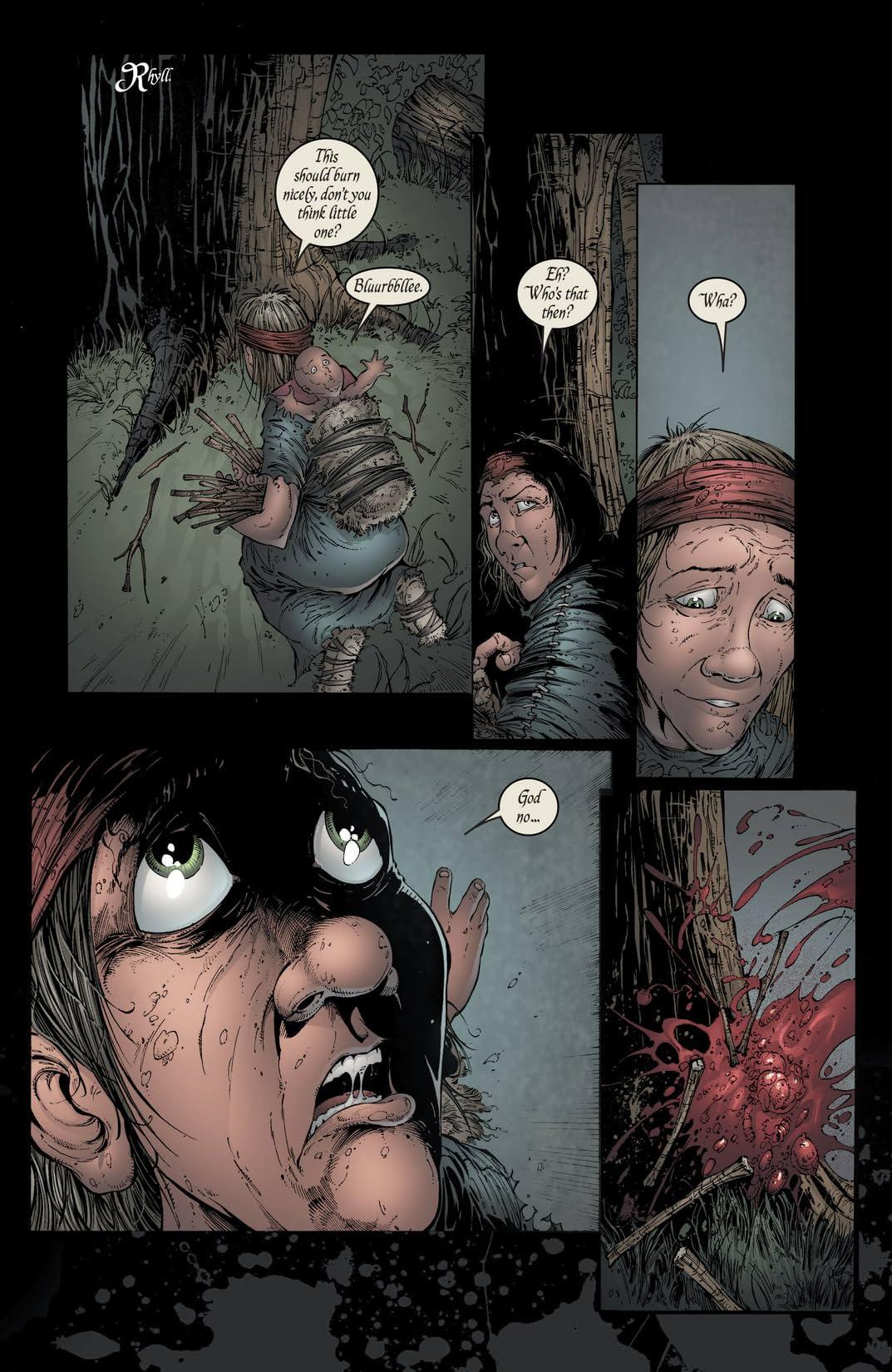 Spawn: The Dark Ages #18