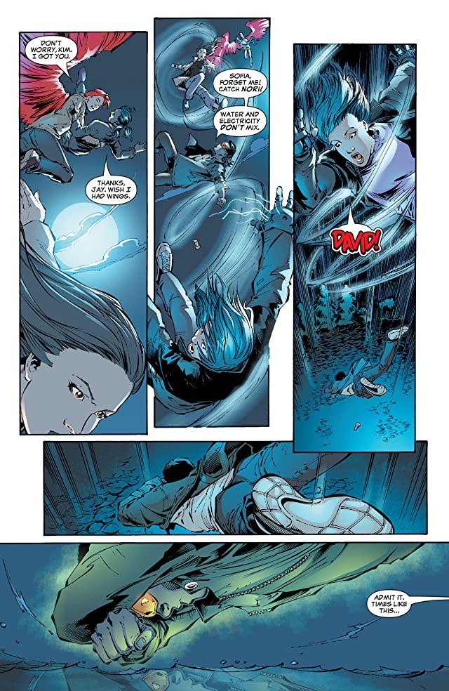 click for super-sized previews of New X-Men (2004-2008) #9