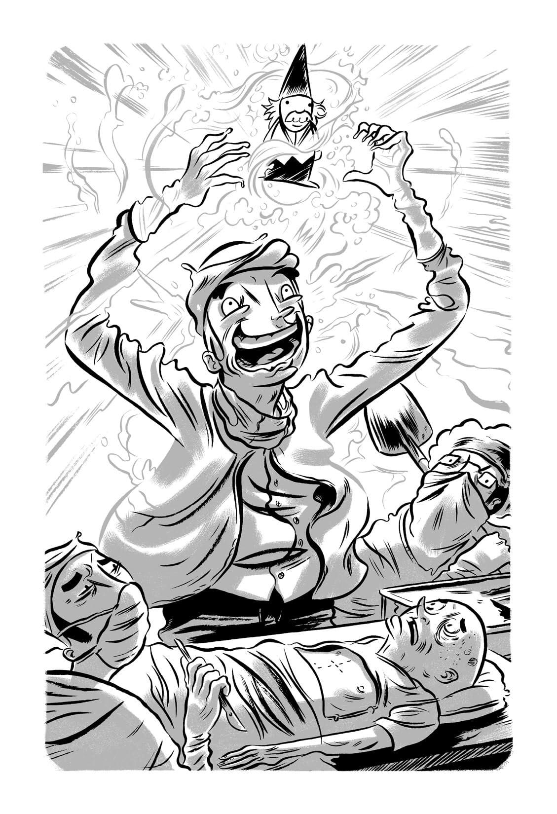Cartoon Guidebook to Absolute Failure #2