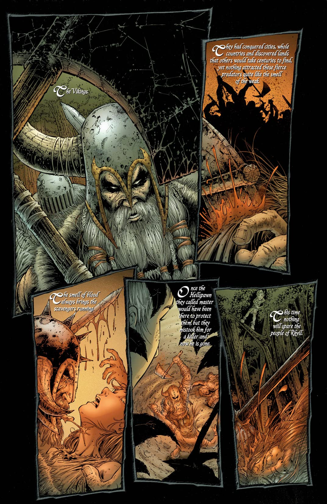 Spawn: The Dark Ages #19