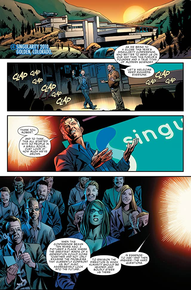 click for super-sized previews of Fantastic Four (1998-2012) #579