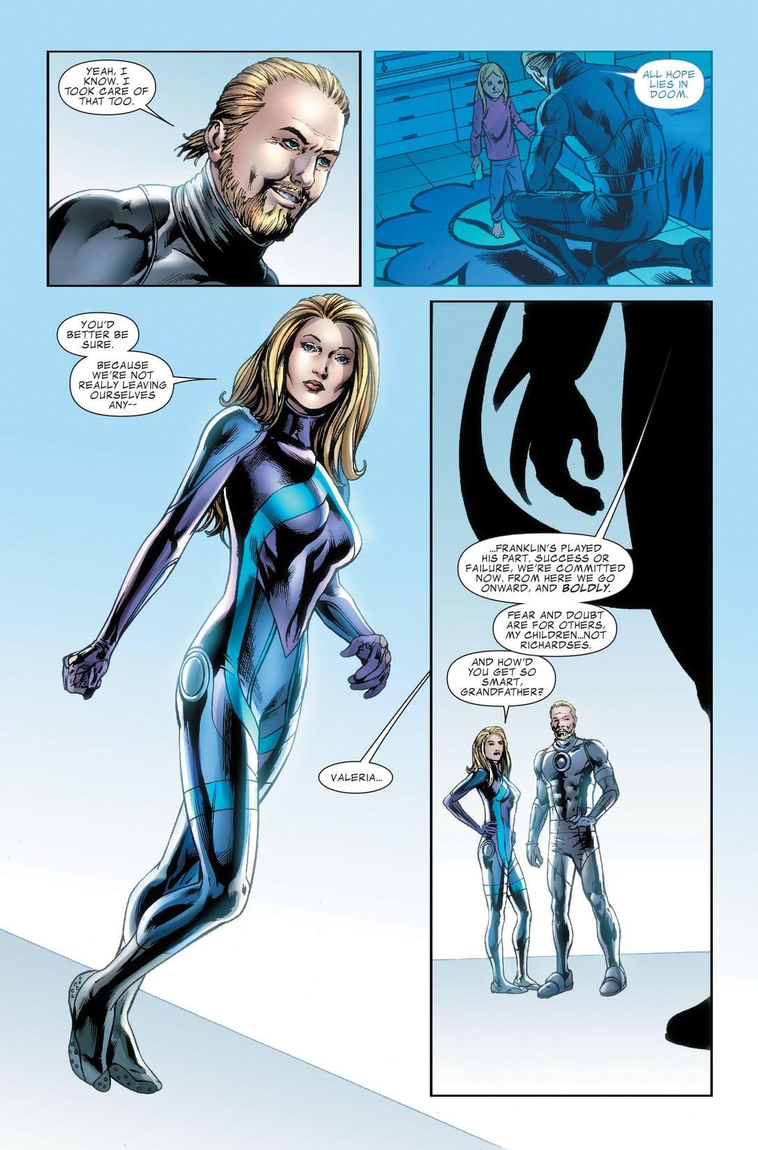 Fantastic Four (1998-2012) #581