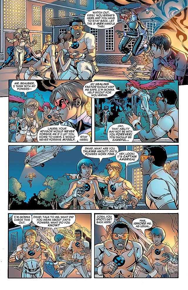 New X-Men (2004-2008) #13