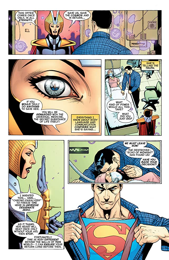 Final Crisis: Superman Beyond #1 (of 2)