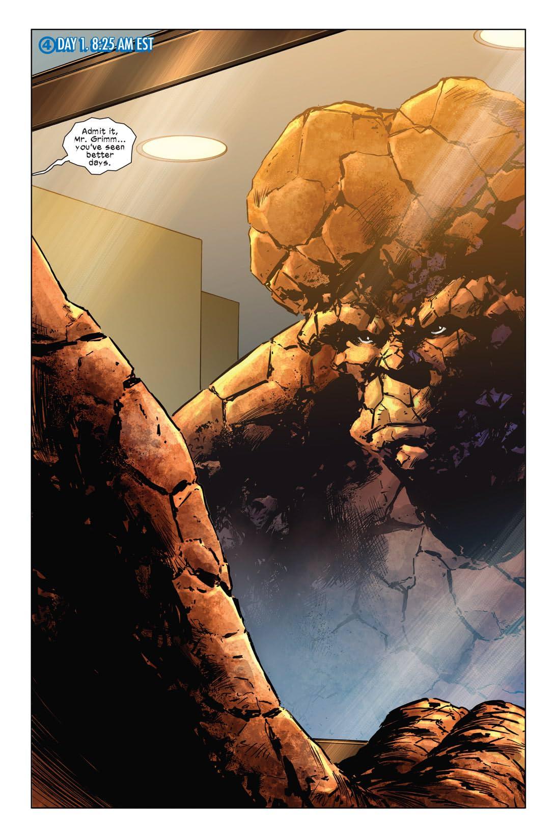 Fantastic Four (1998-2012) #584
