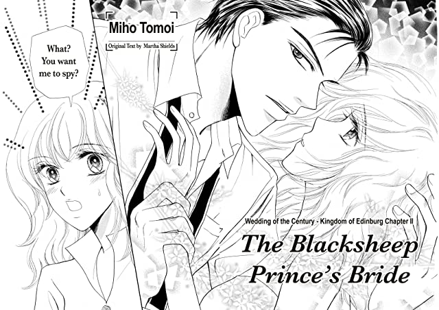 The Blacksheep Prince's Bride: Preview