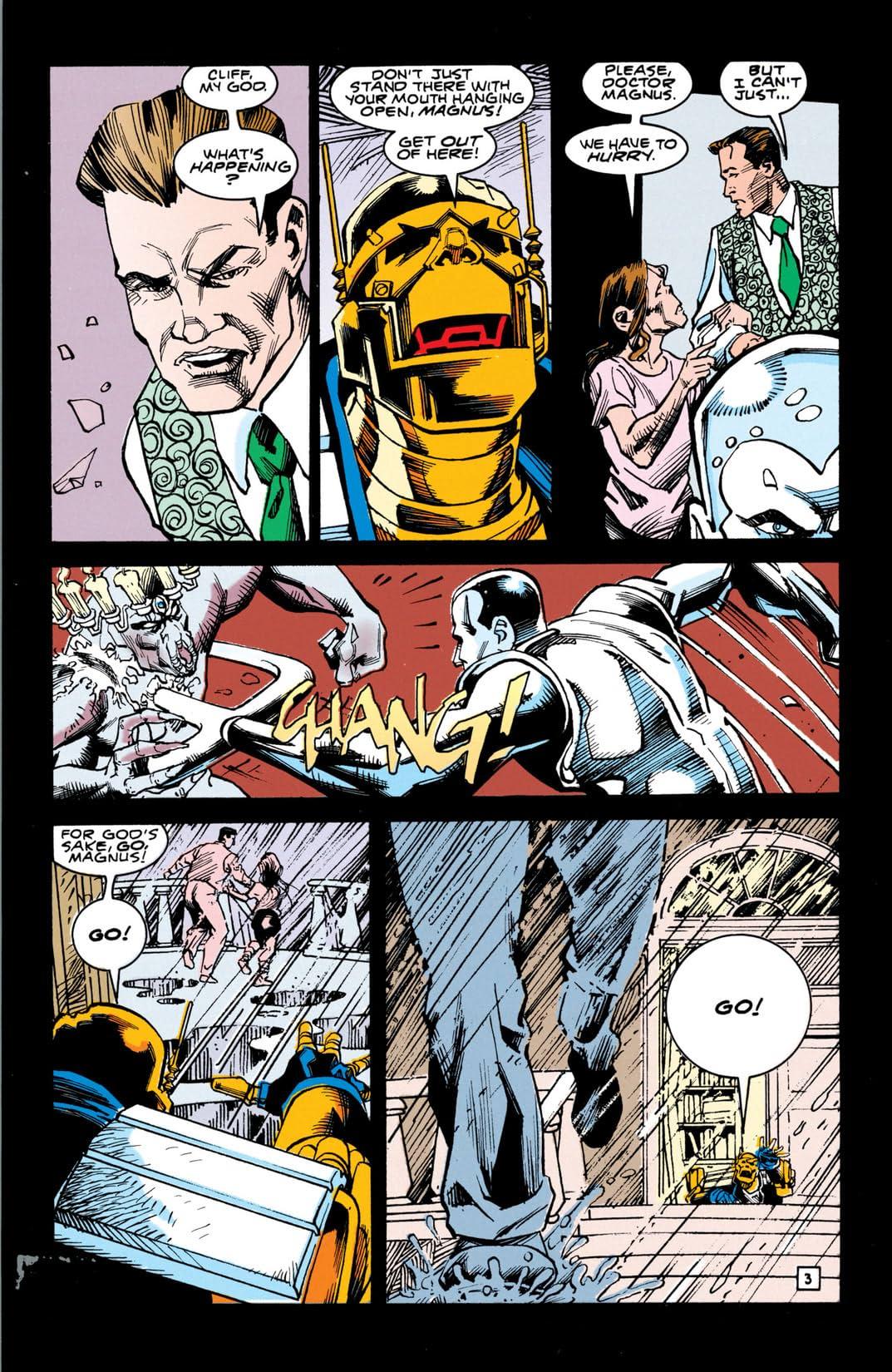 Doom Patrol (1987-1995) #61