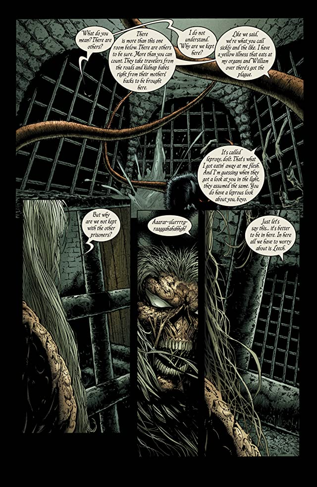 Spawn: The Dark Ages #20