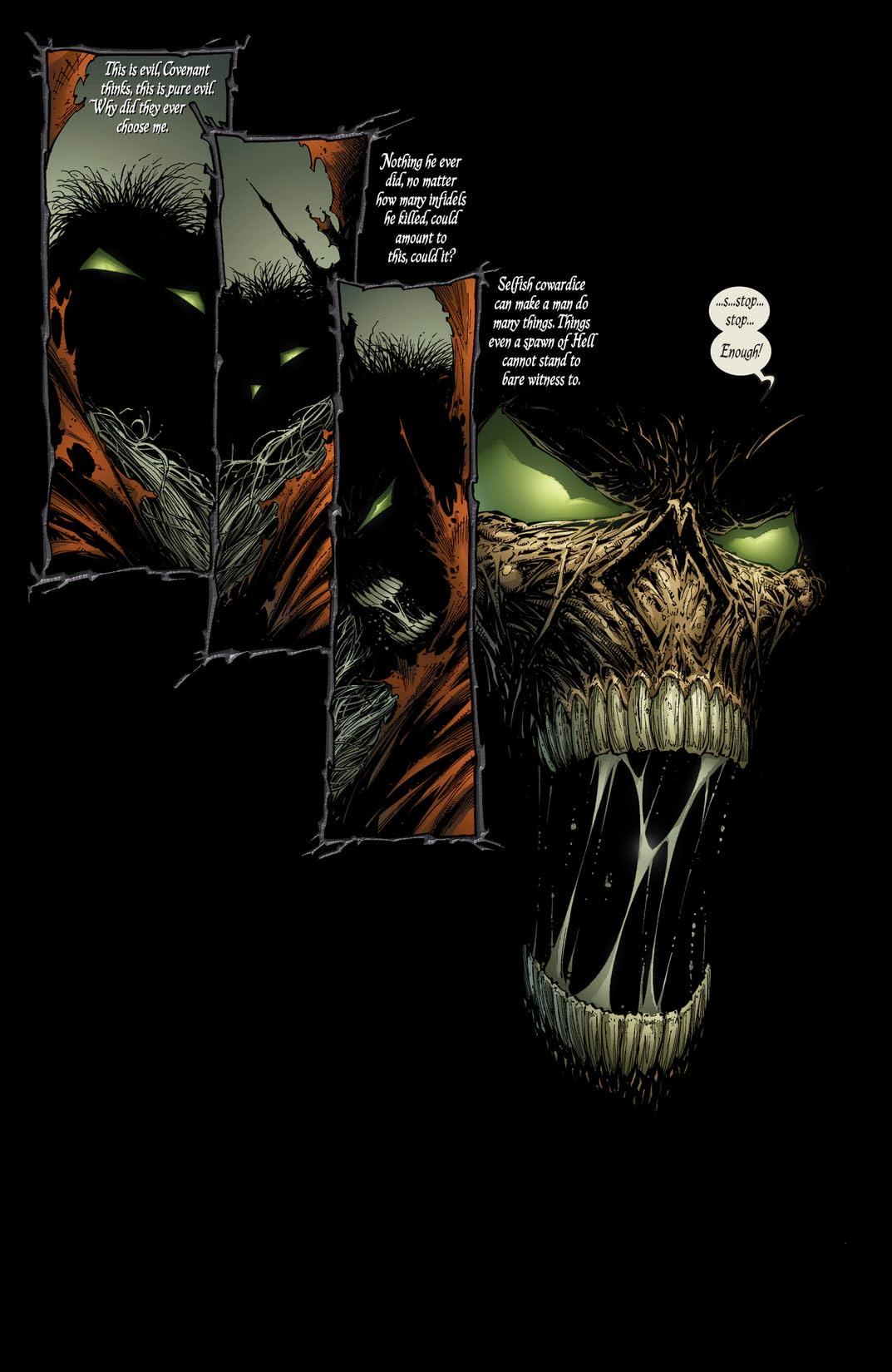 Spawn: The Dark Ages #21