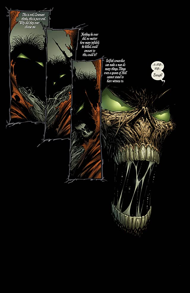 click for super-sized previews of Spawn: The Dark Ages #21