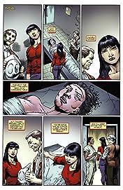Vampirella: Southern Gothic #2 (of 5): Digital Exclusive Edition