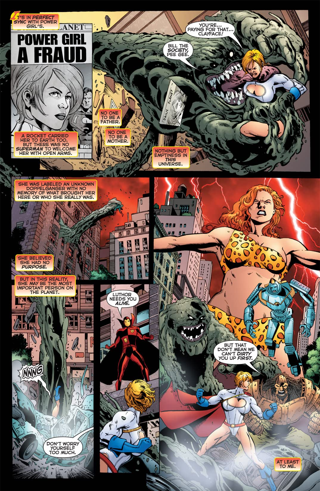 Infinite Crisis (2005-2006) #2 (of 7)