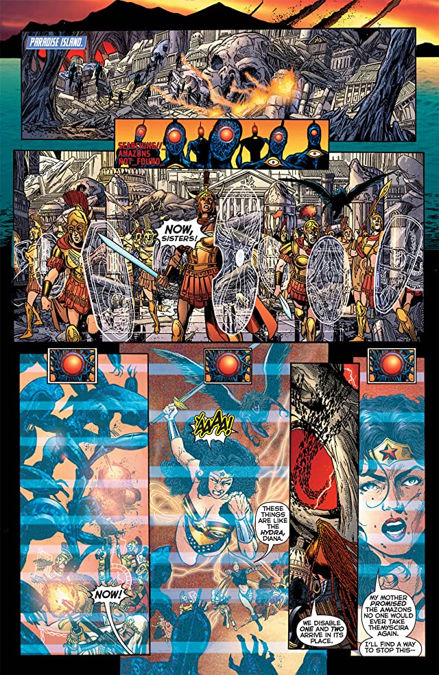 click for super-sized previews of Infinite Crisis (2011) #3 (of 7)