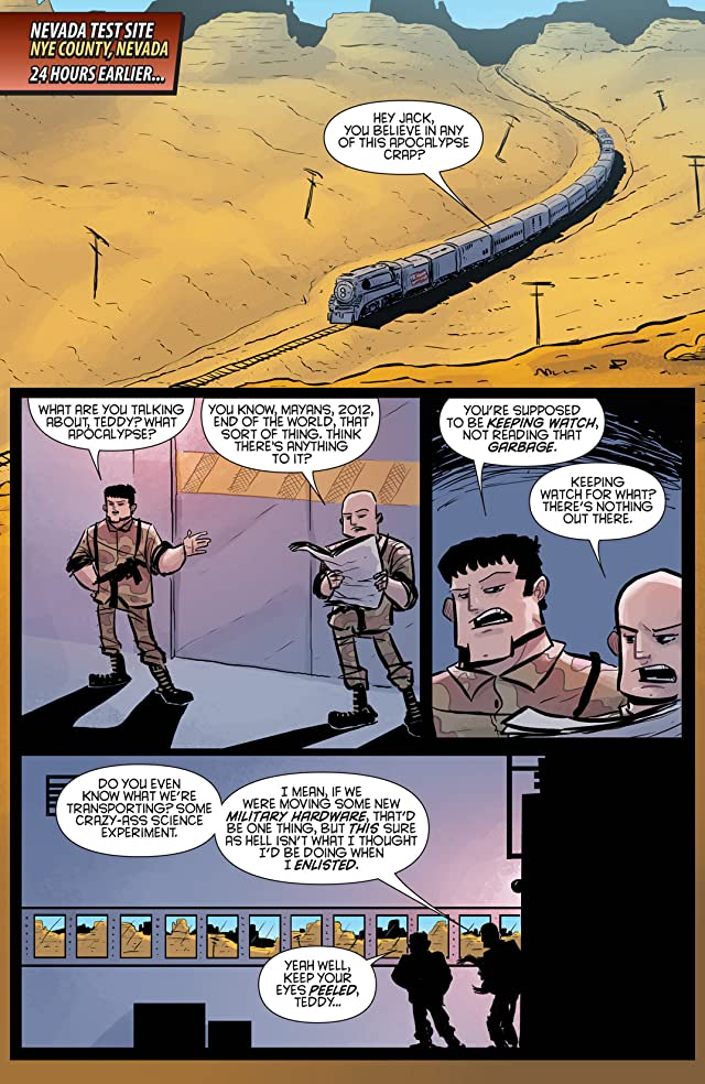 click for super-sized previews of DOOM SOON #1