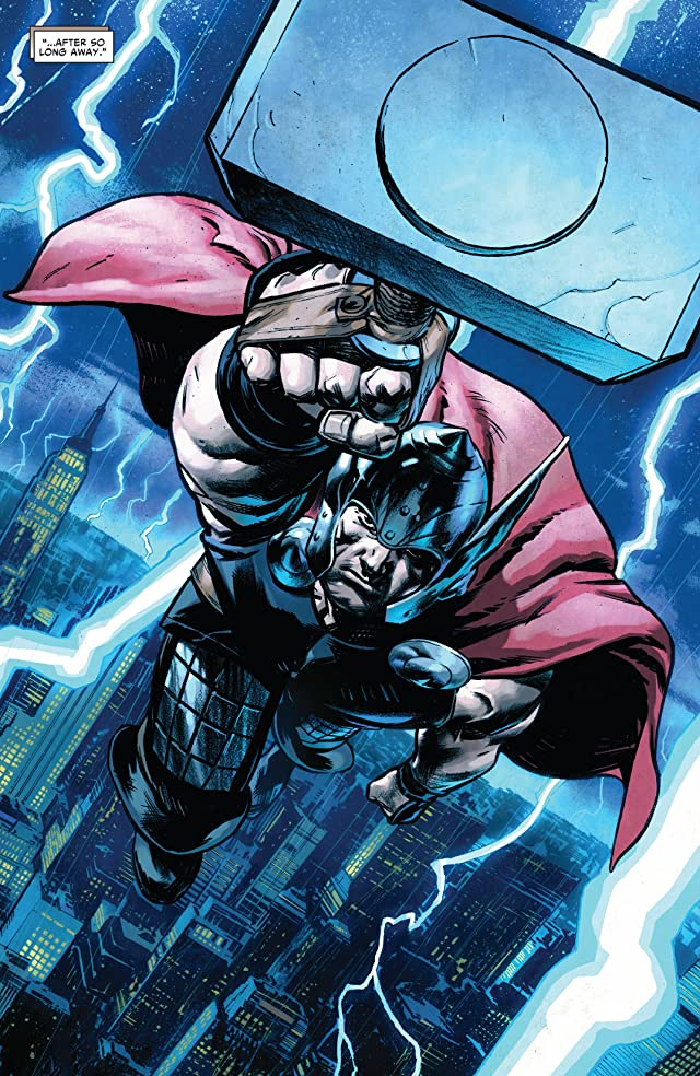 Thor: God of Thunder #12