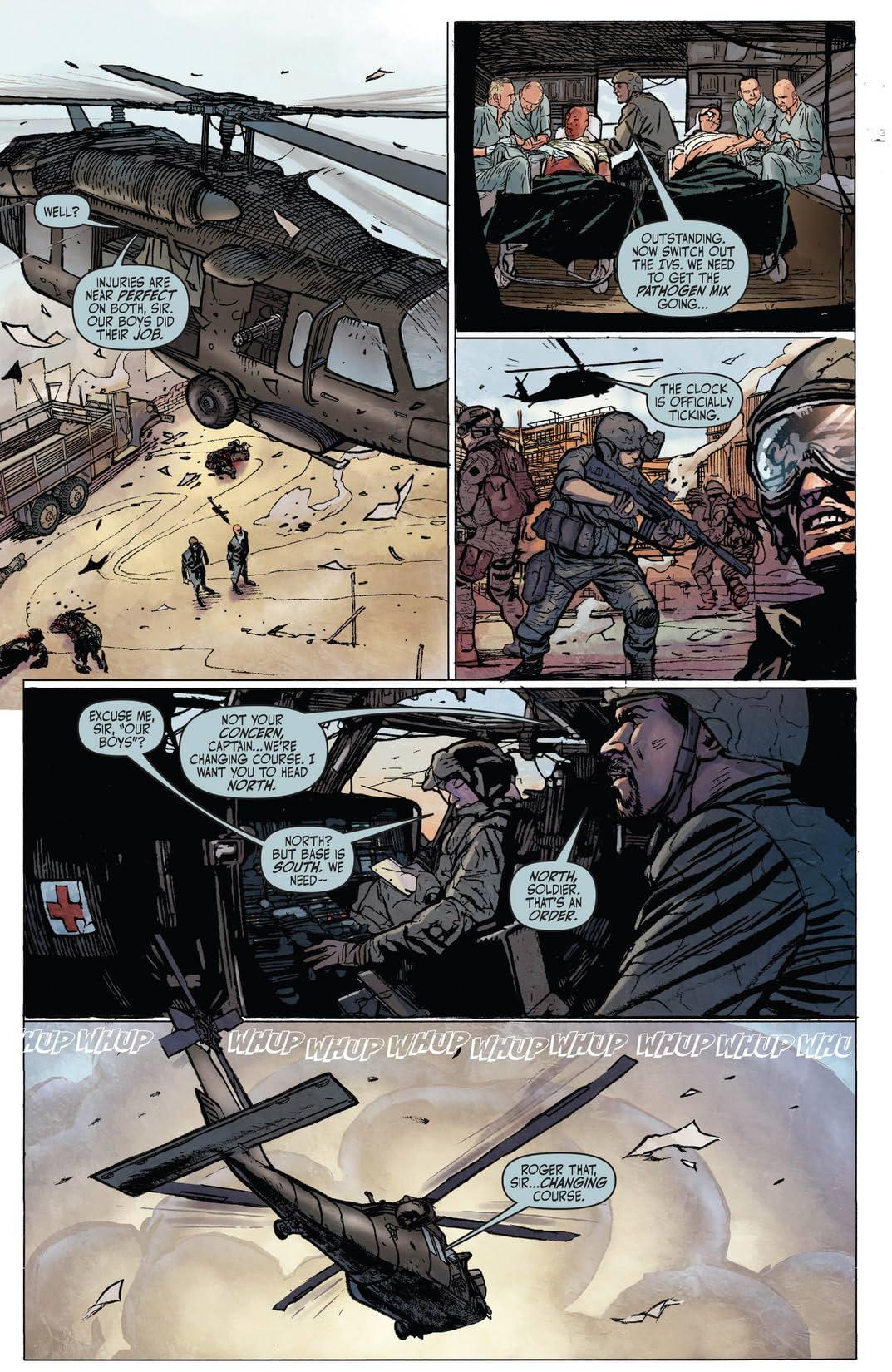 Cyberforce (2012) #6