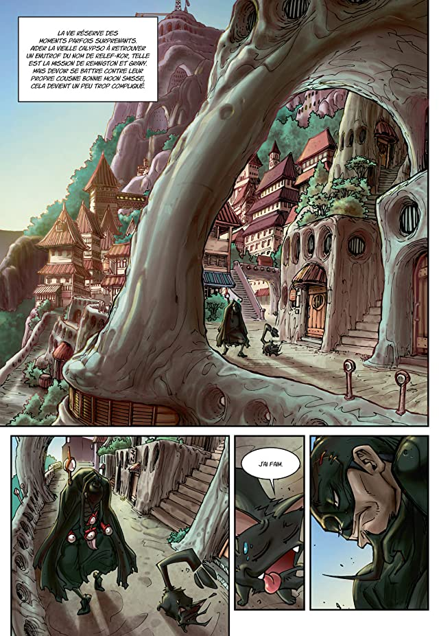 click for super-sized previews of Remington Vol. 7