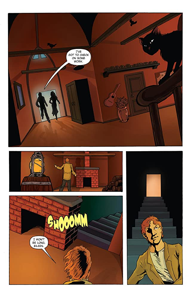 click for super-sized previews of Curse of the Mumy #0