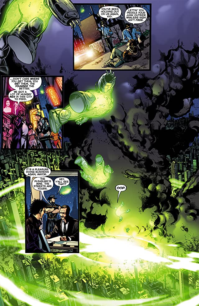click for super-sized previews of Infinite Crisis (2011) #4