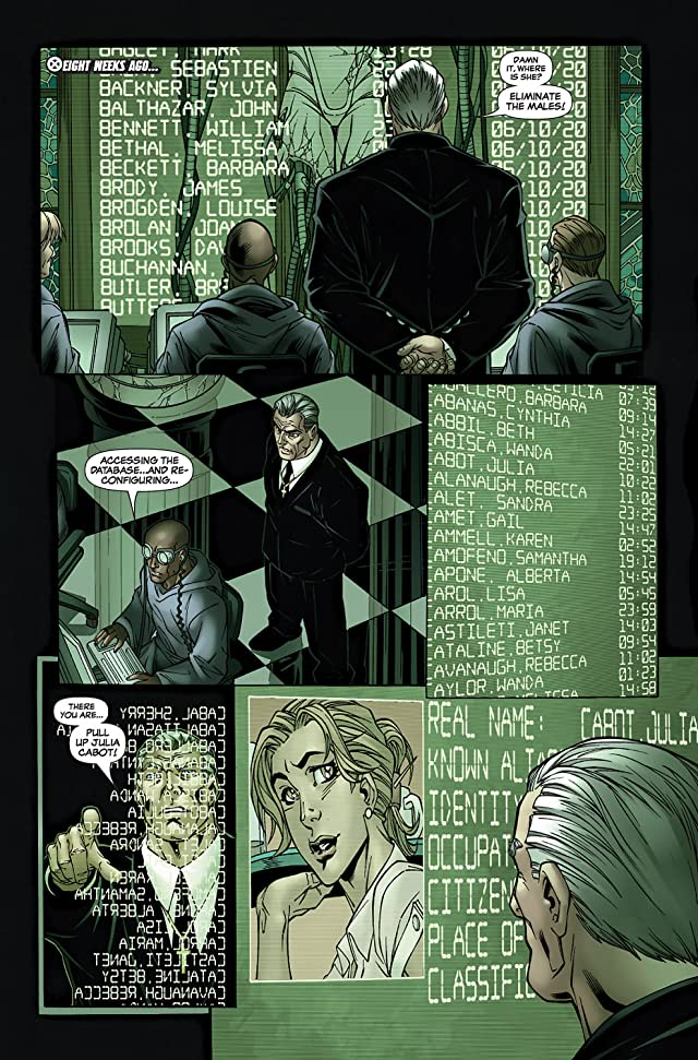click for super-sized previews of New X-Men (2004-2008) #23