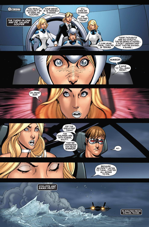 New X-Men (2004-2008) #31