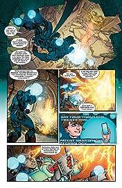 The Infinite Adventures of Jonas Quantum #2