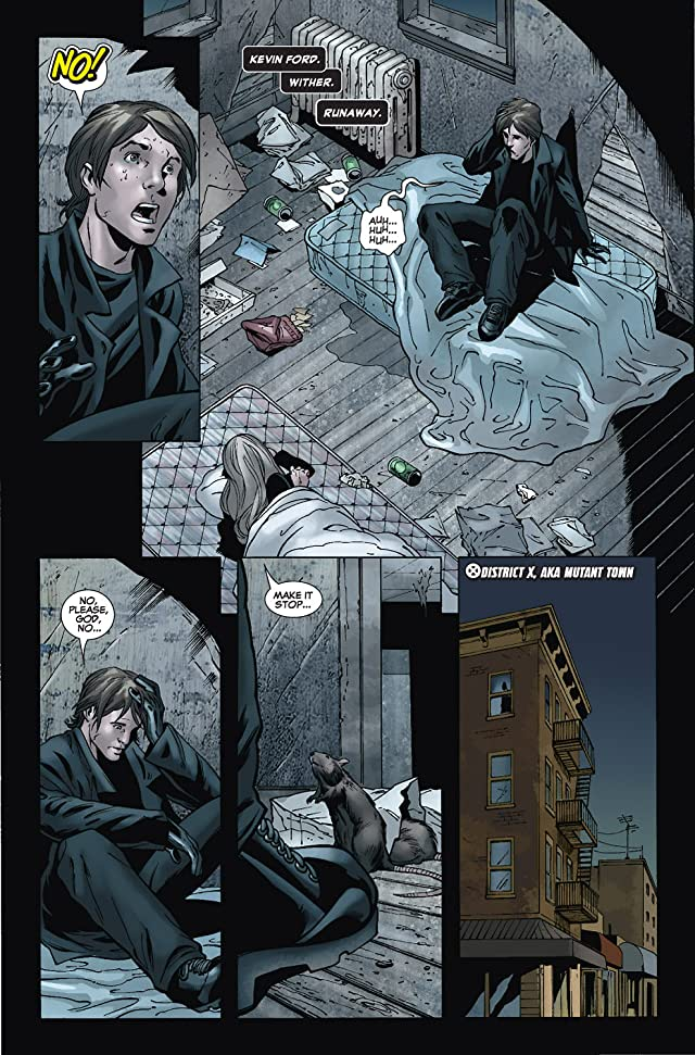 click for super-sized previews of New X-Men (2004-2008) #32