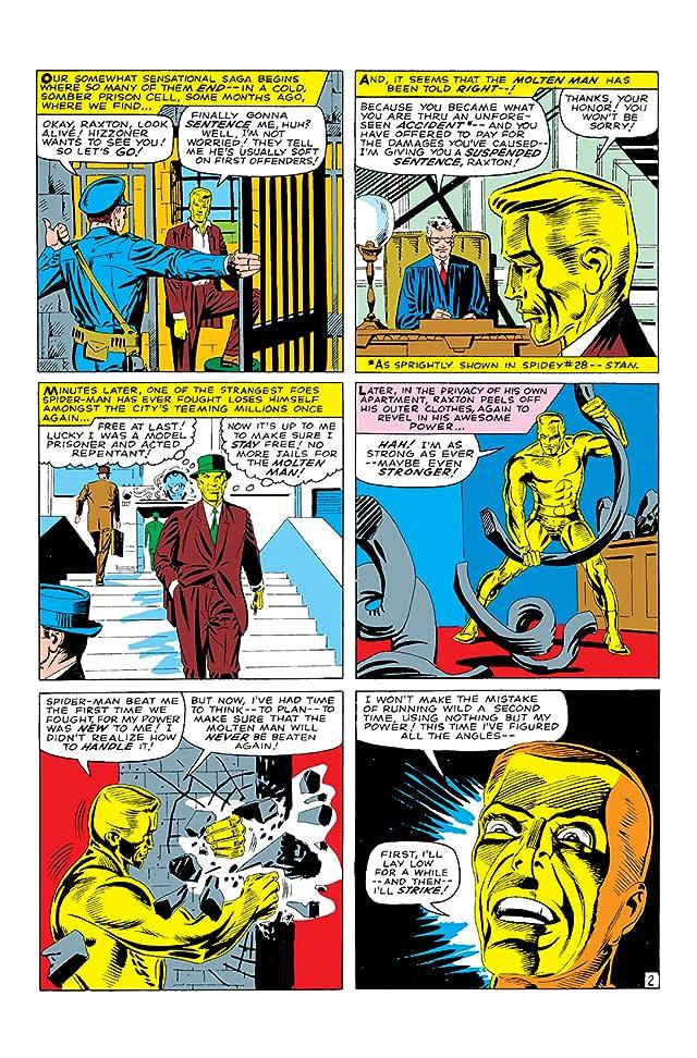 Amazing Spider-Man (1963-1998) #35