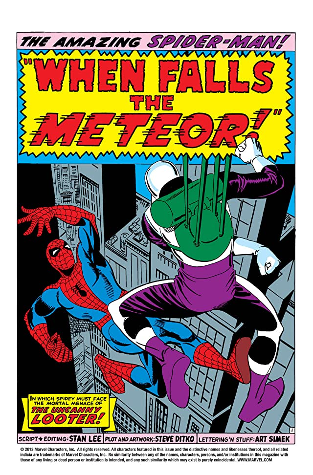 Amazing Spider-Man (1963-1998) #36