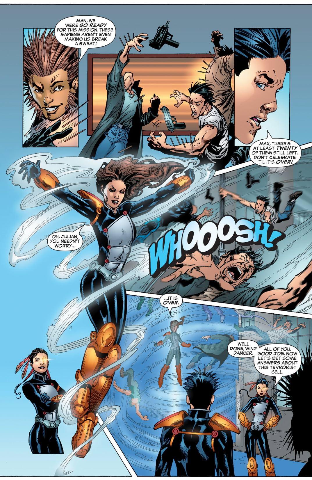 New X-Men (2004-2008) #17