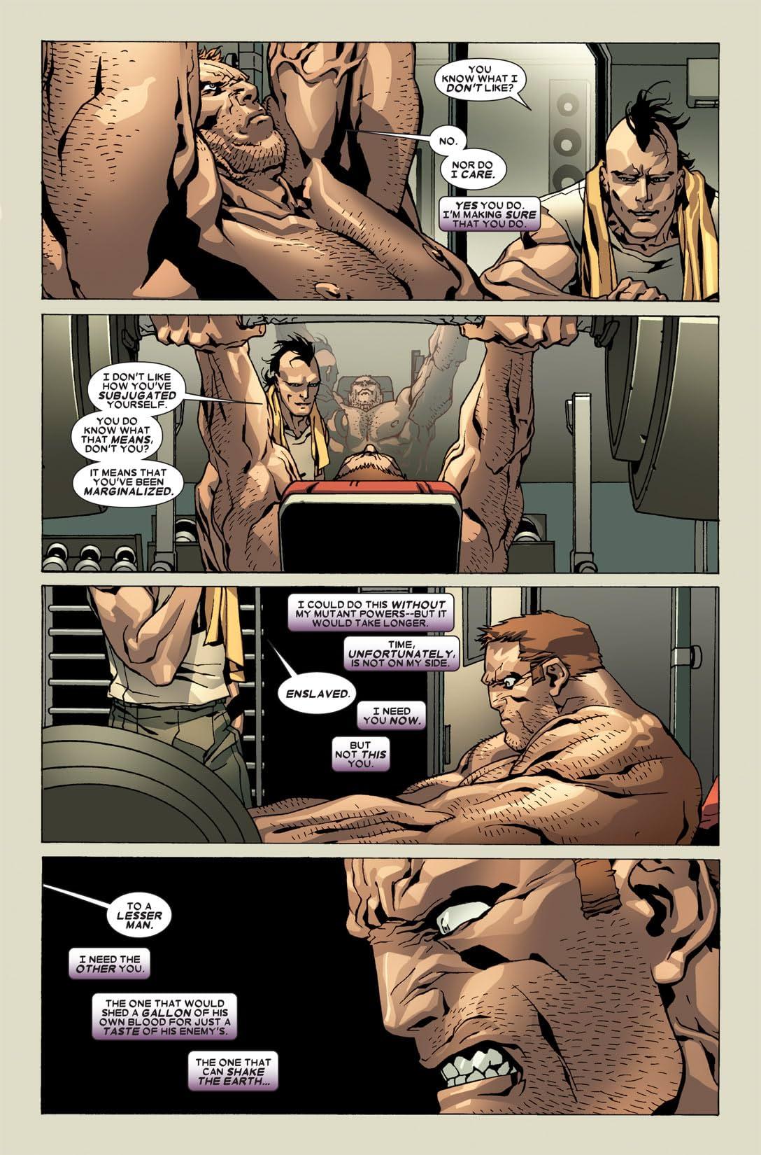 Dark Wolverine #77