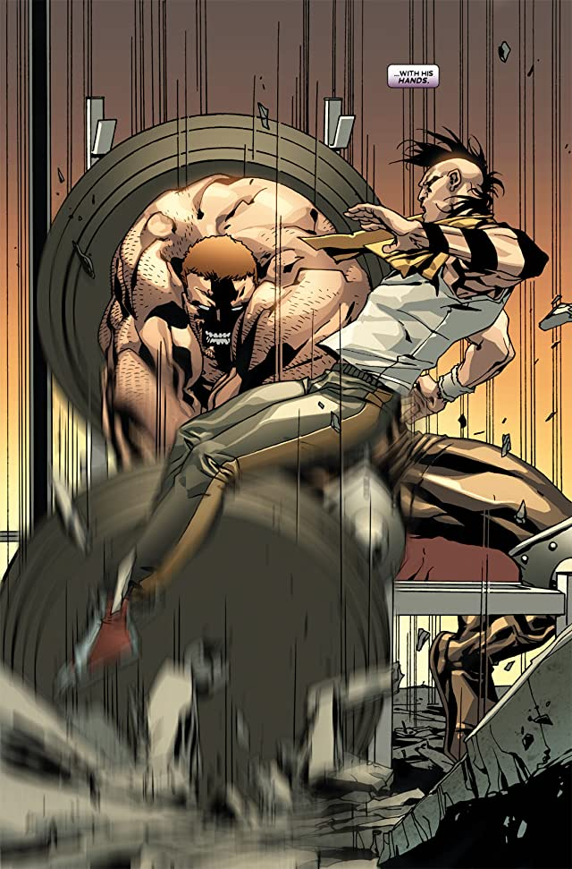 click for super-sized previews of Dark Wolverine #77