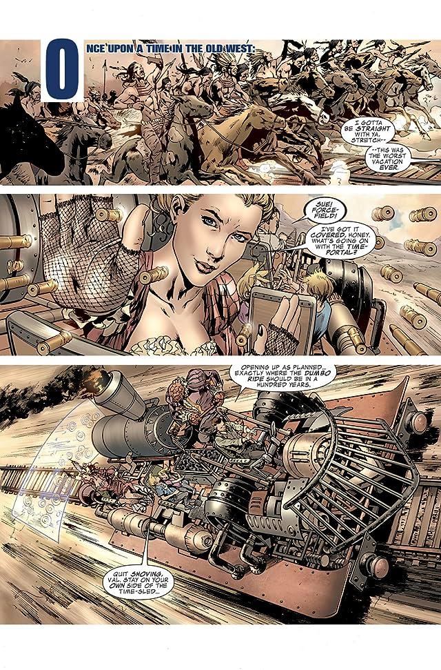 Fantastic Four (1998-2012) #554