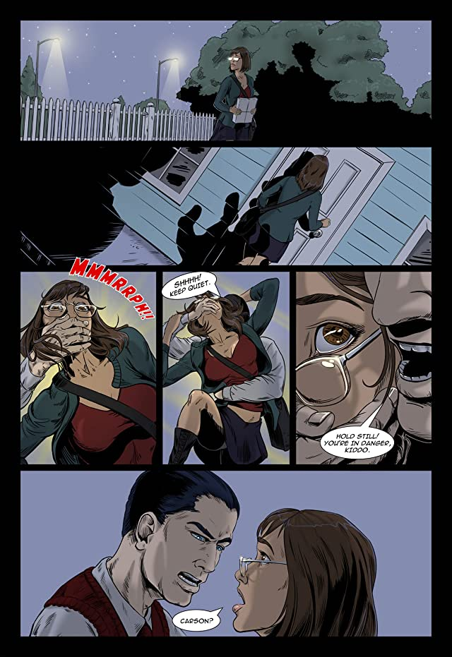 click for super-sized previews of After Twilight #3