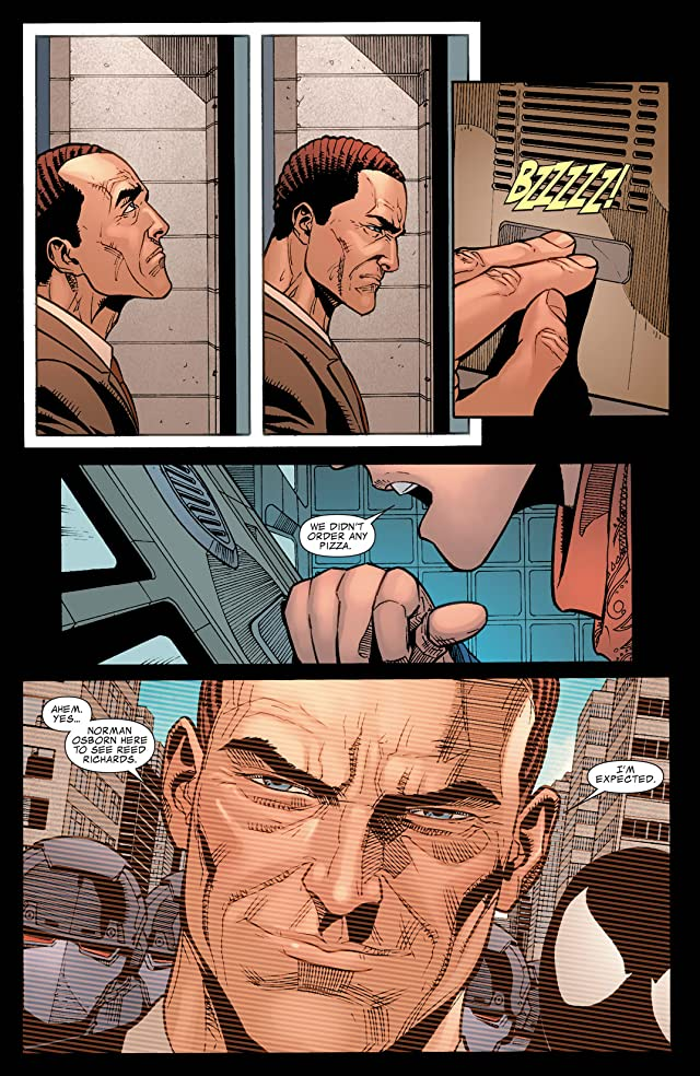 click for super-sized previews of Dark Reign: Fantastic Four #4
